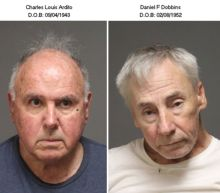 5 men, 85-year-old woman accused of lewd, sexual activity in Connecticut woods