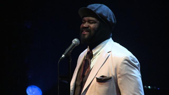 Gregory Porter aiming for Grammy recognition