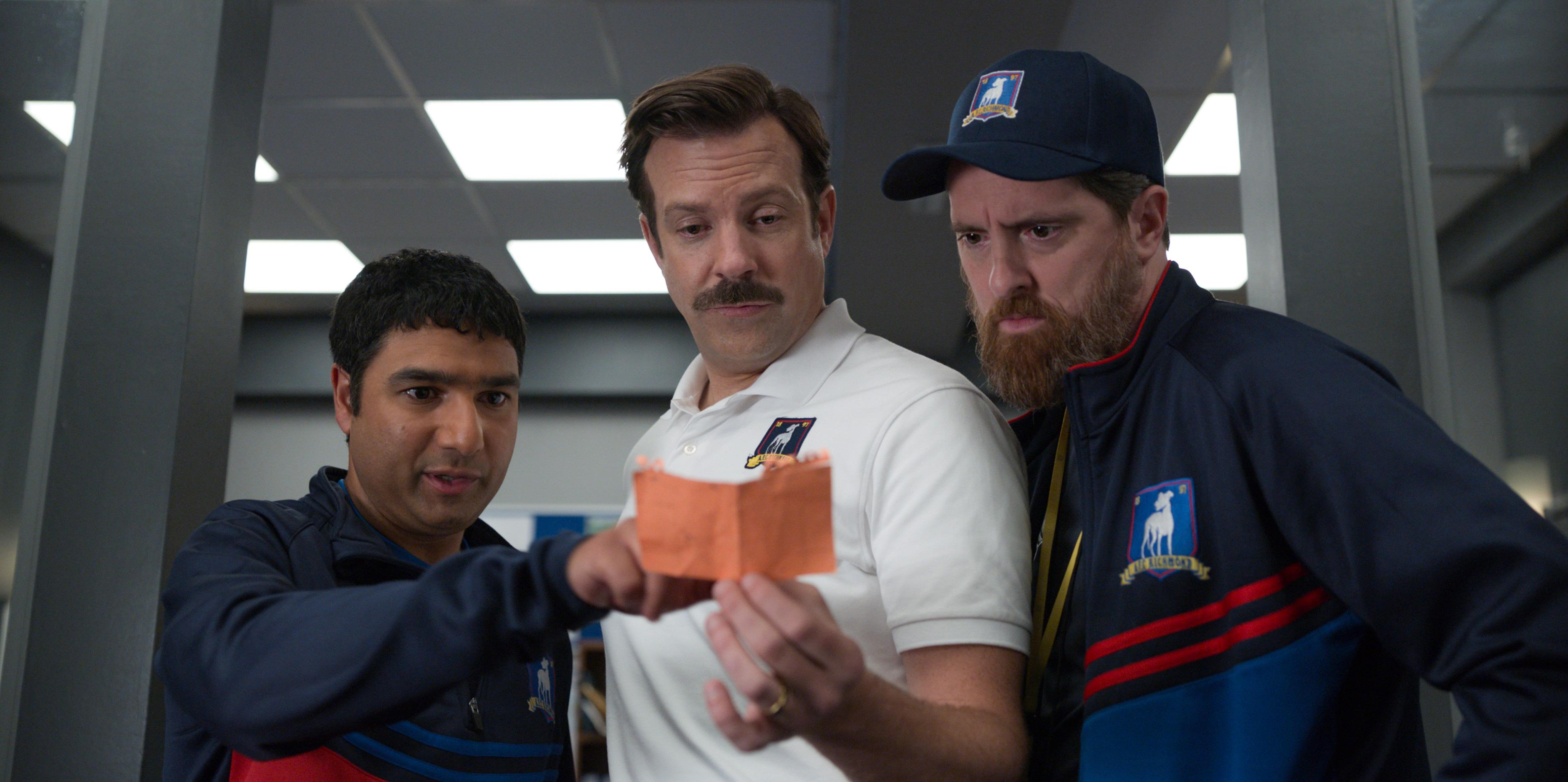 'Ted Lasso': Jason Sudeikis explains how his new Apple series was born out of a TV advert (exclusive)