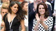 Kate Middleton and Meghan Markle plan girls' trip to cheer on Serena Williams at Wimbledon