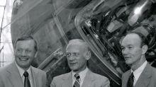 Raytheon celebrates moon landing, gives $1.5M to JFK Library Foundation