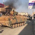 All-out military assault breaks out against Kurdish civilians
