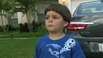 Boy, 6, survives alligator attack