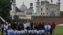 UK's Prince William, Kate tour Pakistani cultural hub Lahore