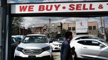 Cracks in the $1.3 trillion auto-finance market aren't curbing investor demand for risky debt