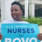 Florida nurse facing charges over threats to kill Kamala Harris