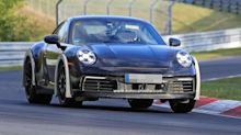 Rally inspired Porsche 911 inches towards reality
