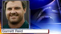 D.A.: Garrett Reid died of accidental heroin overdose