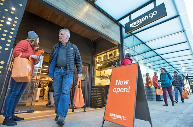 Amazon will open checkout-free stores in Chicago and San Francisco