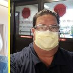Two nurses share details on their daily battle with the coronavirus pandemic