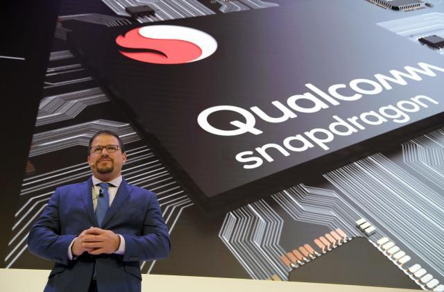 Trump blocks Broadcom's attempted takeover of Qualcomm