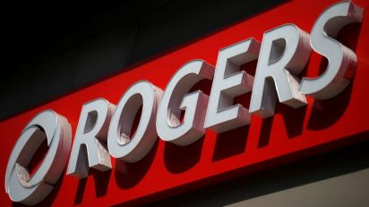 Rogers reports higher quarterly profit