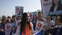 Hong Kong holds its breath before polls