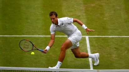 How to eat and train like a Wimbledon tennis champion