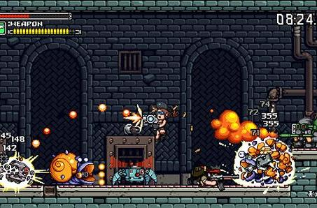 Report: Mercenary Kings runs, guns toward Vita release