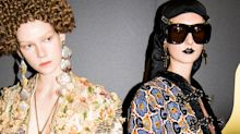 Gucci's New Beauty Dare: Go Girlie or Go Goth!