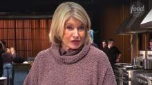 Fans lose it over Martha Stewart's bizarre scrambled-egg hack