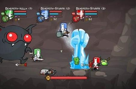 Castle Crashers takes the raid to Steam on September 26 for PC, Mac