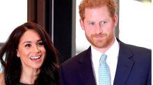 Meghan Markle e príncipe Harry já estão com Archie no Canadá