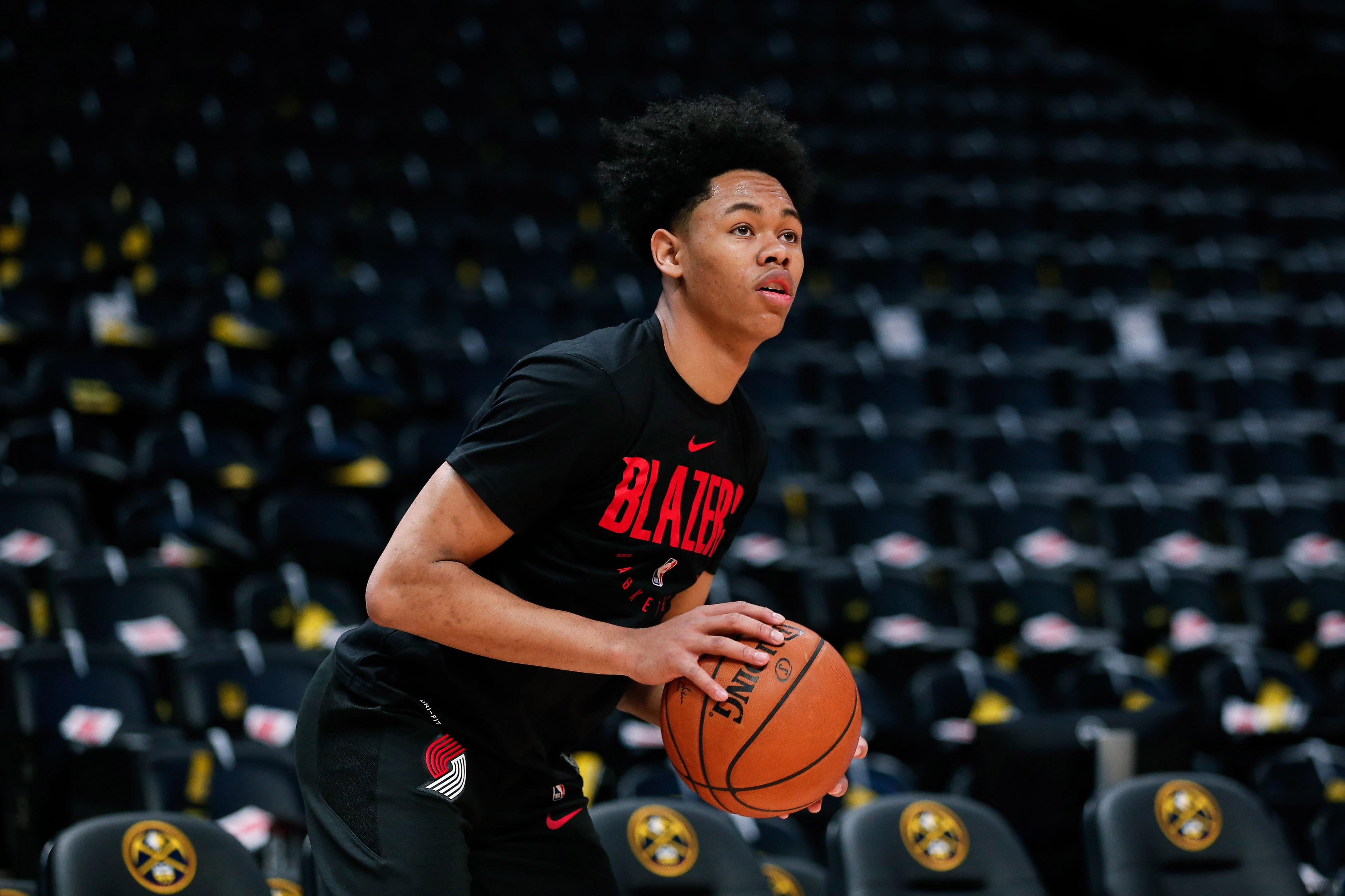 """Rip City Future is bright: Trail Blazers rookie Anfernee Simons praised for """"crazy potential"""""""