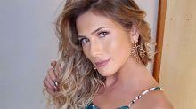 MC Mirella ofende Lívia Andrade em show e apresentadora rebate