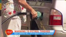 Warning to petrol thieves