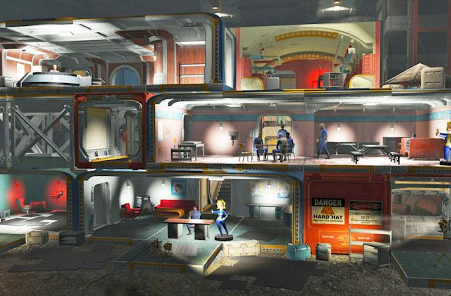 Build your very own vault in 'Fallout 4' July 26th