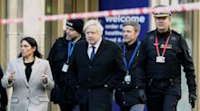 'Crass' Boris Johnson Ignores Family's Plea Not To Exploit Terror Victim Deaths