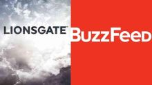 BuzzFeed and Lionsgate Partner on Theatrical Feature Film Slate