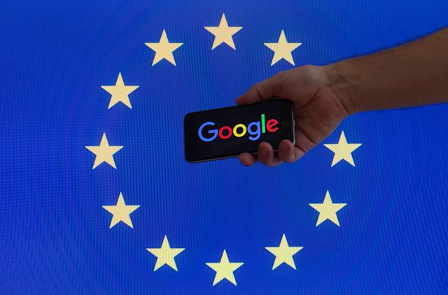 EU fines Google a record $2.7 billion for abusing product searches