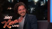 Kit Harington asked Stevie Wonder A Very Awkward Question