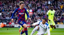 Barcelona confirma lesão de Griezmann, que pode ficar de fora das oitavas da Champions League