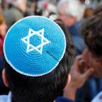Thousands of Germans join 'kippa marches' to reject anti-Semitism
