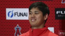 Angels set the date for Shohei Ohtani's spring training debut