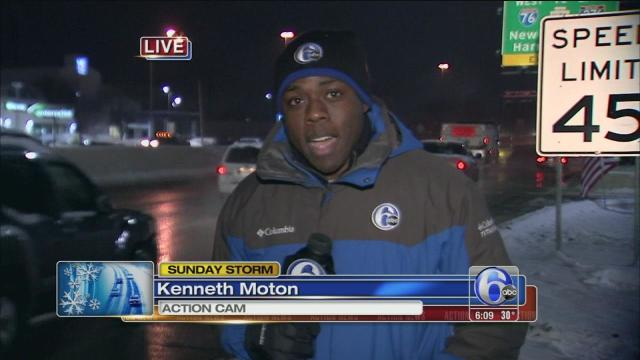 Kenneth Moton reports from King of Prussia