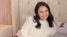 It's Janel Parrish's first holiday as a wife: Here's how she'll surprise her hubby