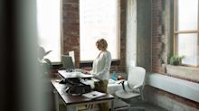 Standing desks 'increase pain' and slow down mental ability, study suggests