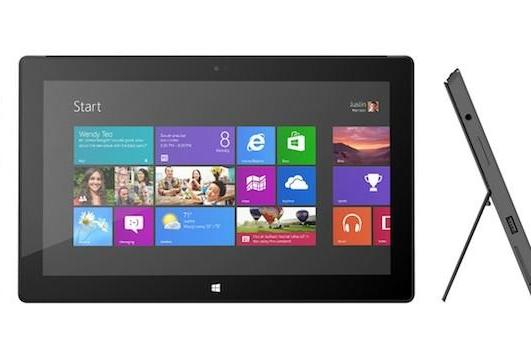 Microsoft confirms Surface with Windows 8 Pro pricing: starting at $899 for 64GB version, shipping in January