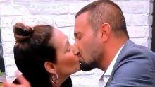 Sônia Abrão dá beijo na boca de Rodrigo Phavanello