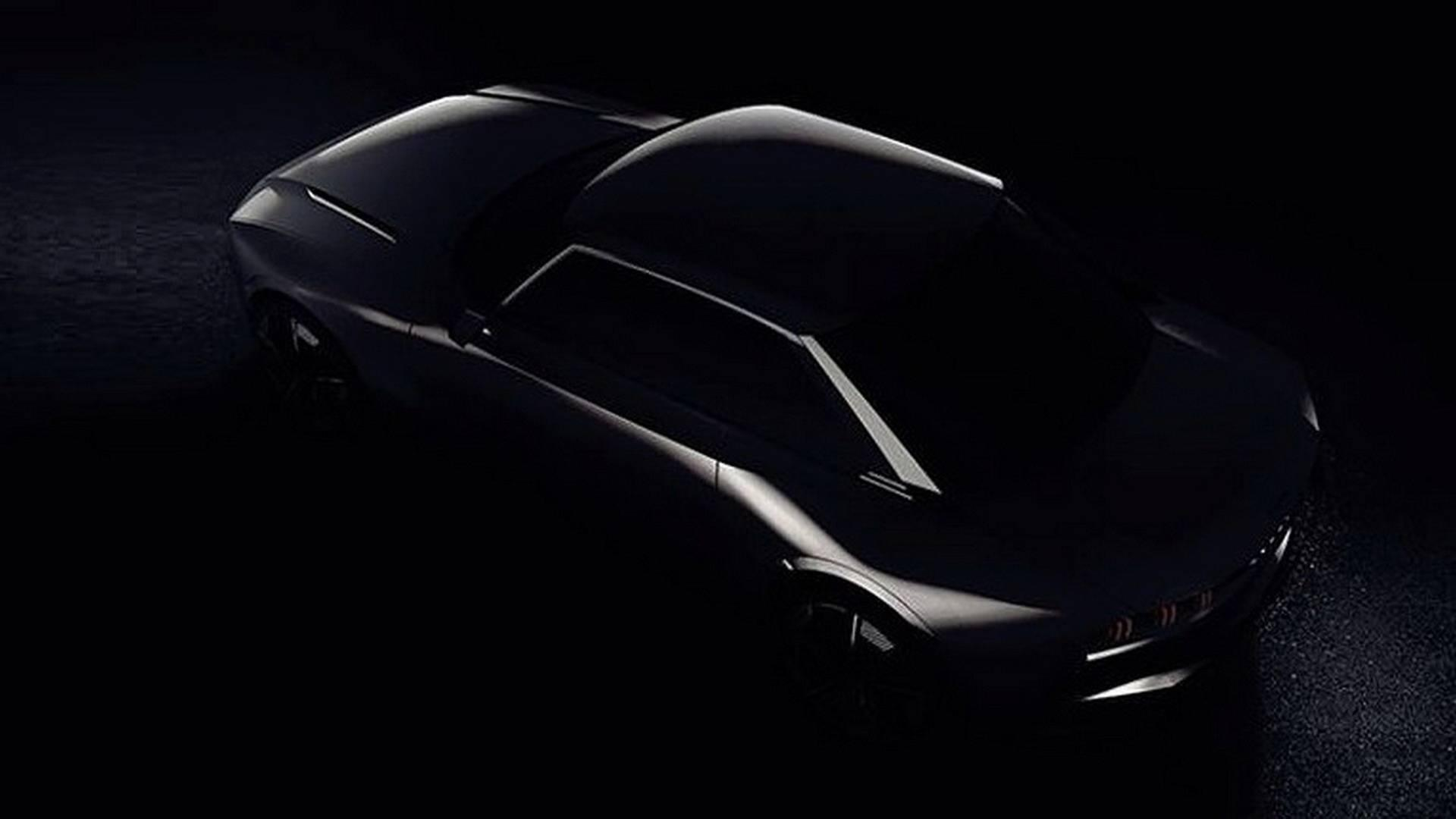 Classic Peugeot 504 Coupe To Be Reborn As Paris Concept