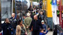 Wegen Corona: Steigende Corona-Zahlen: Messe Berlin sagt Innotrans ab