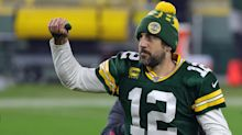 Packers' Aaron Rodgers: 'I don't think that there's any reason why I wouldn't be back'