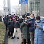 China faces largest COVID outbreak since March