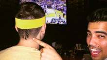 JaVale McGee is all for Warriors fans wearing triple rat-tail headbands