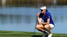 Kaufman surges as Park fades at LPGA finale