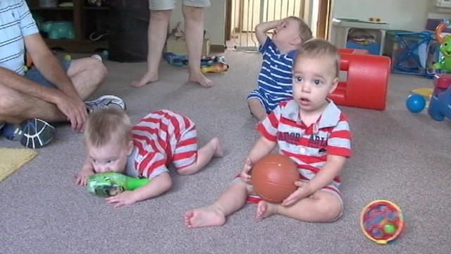 Indiana Couple Braces for Second Set of Triplets