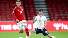 Christian Eriksen on familiar ground as he reaches Denmark century