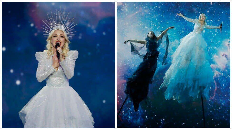 Australia's Eurovision performance has the whole world talking