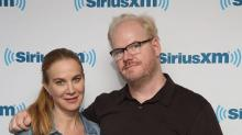 Jim Gaffigan's Wife, Jeannie, Recovering From Life-Threatening Brain Tumor