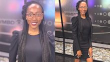 'Braids are professional': Reporter's powerful post celebrates wearing braids on air for the first time